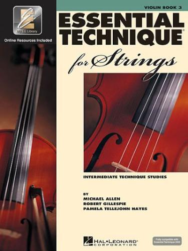 Essential Technique 2000, Violin Book 3