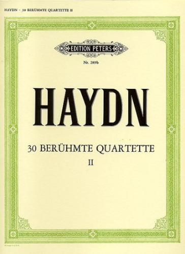 Haydn: String Quartets, Volume 2