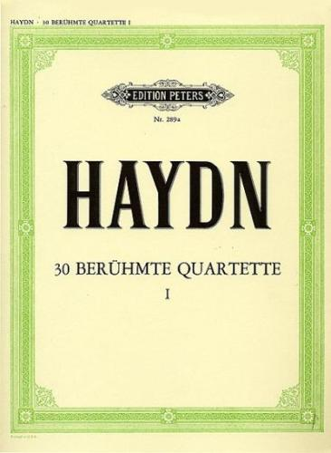 Haydn: String Quartets, Volume 1