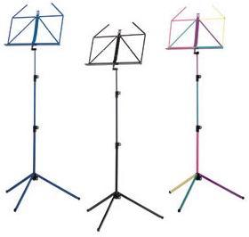 K&M Music stand - rainbow series - black