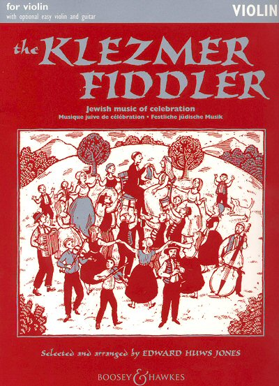 The Klezmer Fiddler for violin w/ CD