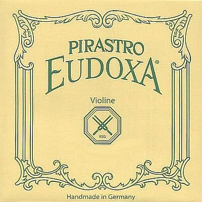 Eudoxa Violin Set, Medium Gauge