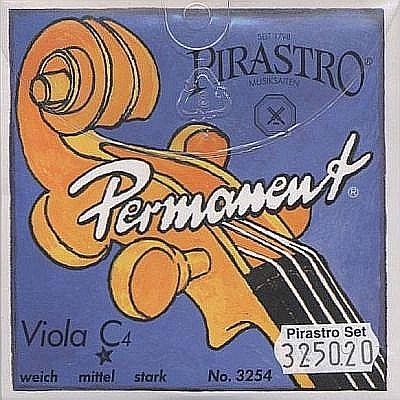 Permanent Viola Set, mittel