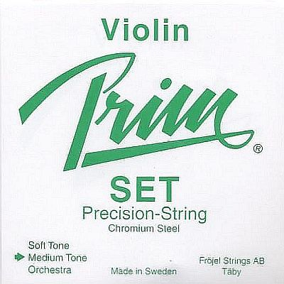 Prim 4/4 Violin Set, medium