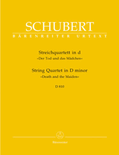 Schubert: String Quartet in d minor D810