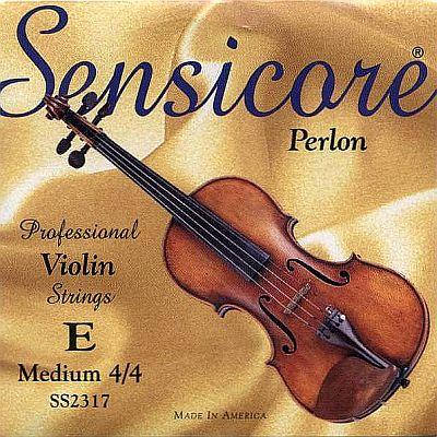 Sensicore 4/4 Violin E, steel, medium