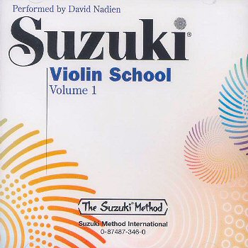 Suzuki Violin School, Volume 1 CD - David Nadien