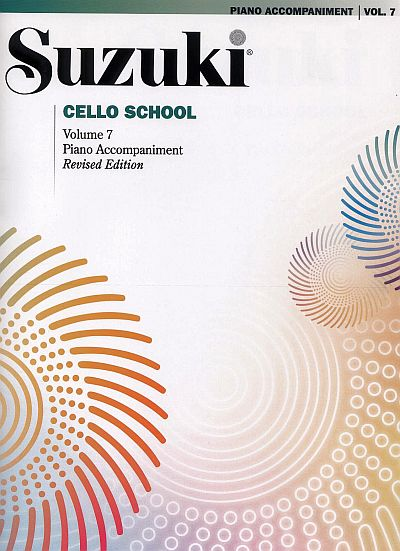 Suzuki Cello School Piano Accompaniment, Volume 7