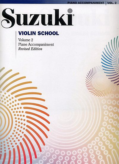 Suzuki Violin School Piano Accompaniment, Volume 2