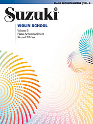 Suzuki Violin School Piano Accompaniment, Volume 5