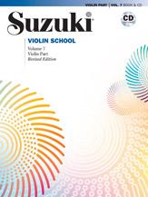 Suzuki Violin School, Volume 7- with CD