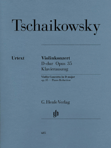 Tchaikovsky Violin Concerto in D Major