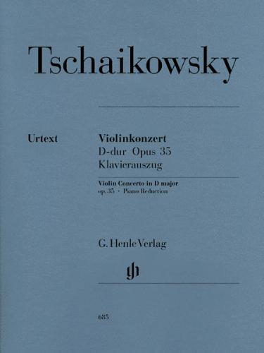 Tchaikovsky Violin Concerto in D Major