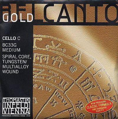 Belcanto Gold Cello C