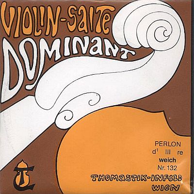 Dominant  4/4 Violin D