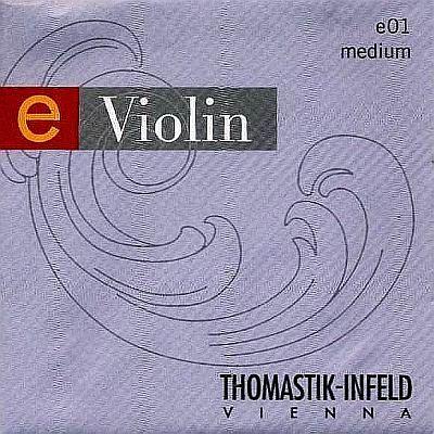Special Program 4/4 Violin E, carbon steel