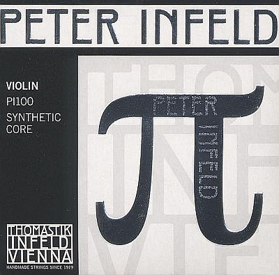 Peter Infeld 4/4 Violin Set w/ platinum E