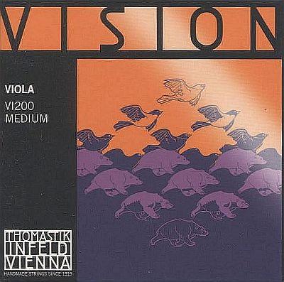 Vision Viola Set, medium