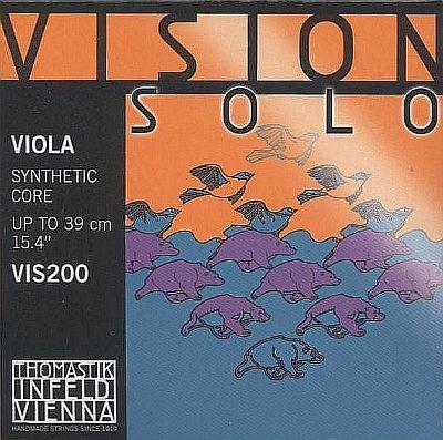 Vision Solo Viola Set, medium