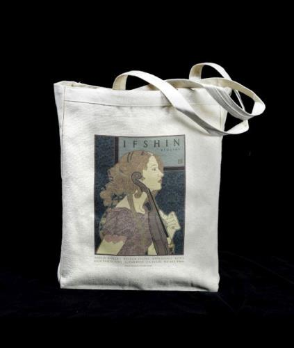 Ifshin Violins Tote Bag