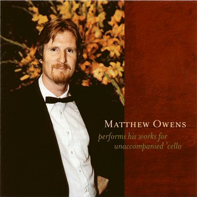 Mathew Owens - Unaccompanied Cello