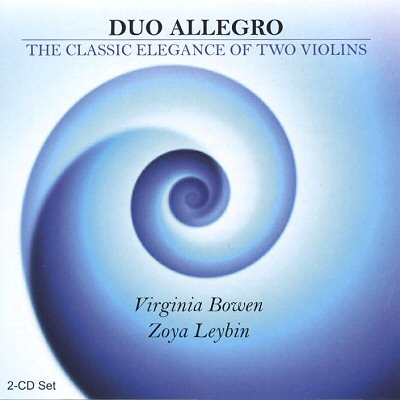 "Bowen and Leybin: ""Duo Allegro"""