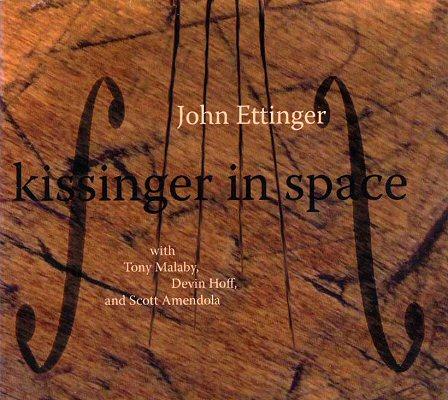 """John Ettinger: """"Kissinger in Space"""""""