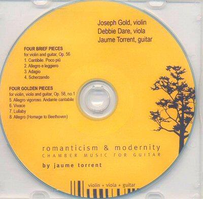 "Joseph Gold: ""Romanticism & Modernity"""