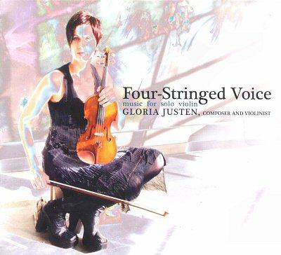 "Gloria Justen: ""Four-Stringed Voice"""