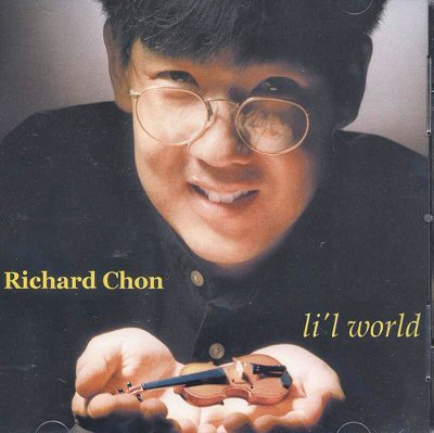 "Richard Chon - ""Li'L World"""