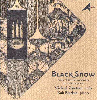 Zaretsky: Black Snow