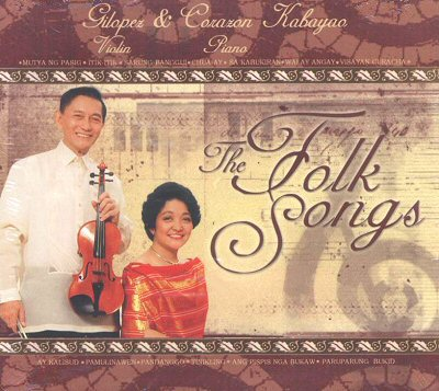 Kabayao: Folk Songs