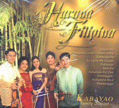 """Kabayao: """"Harana Filipina"""""""
