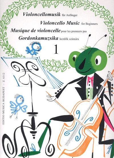 Violoncello Music for Beginners - cello and piano