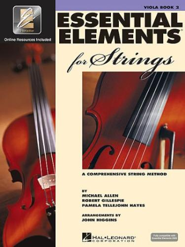 Essential Elements for Strings, Viola Book 2