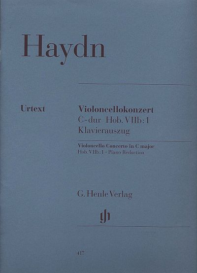 Haydn: Cello Concerto in C Major