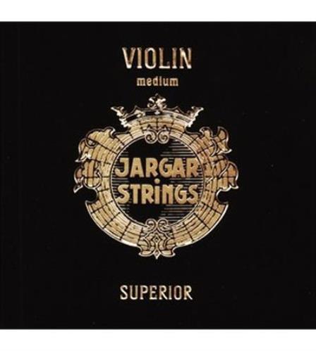 Jargar Superior 4/4 Violin Set, Medium