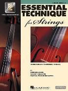 Essential Elements for Strings Violin Book 3 cover